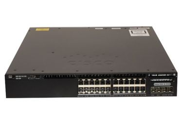الصين WS-C3650-24TD-L جيجابت إيثرنت سويتش سيسكو كاتاليست 3650 24 Port Uplink LAN Base مصنع