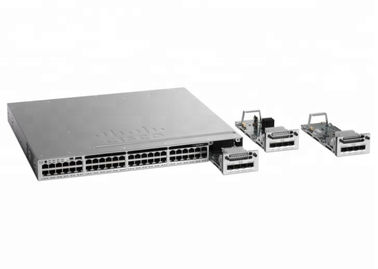 الصين Cisco Managed 48 Port UPoE Ethernet Switch، Business Network Switch WS-C3850-12X48U-E مصنع
